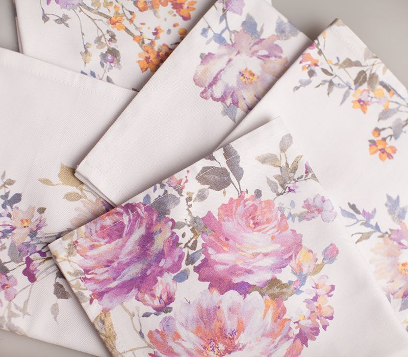 Set of napkins Anabelle