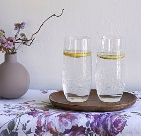 Set of glasses NATURA