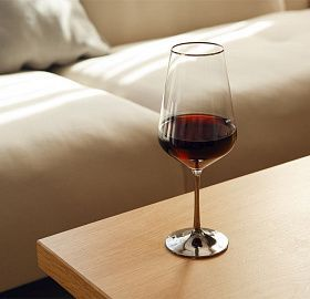 Set of wine glasses MERCURY